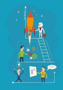 «Agile Thinking» handler om de små, raske skrittene som i sum blir store forbedringer. Prosessen kan redusere tiden det tar å «gå-til-markedet» for nye, kommersielle og bærekraftige idéer. Du er likevel godt i gang, og den kontrollerte innovasjonen gir deg solide konkurransefortrinn.